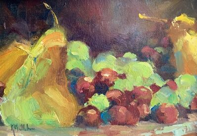Kathryn McMahon, 'Pears and Grapes ', ca. 2019