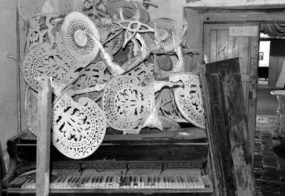 Yoel Mayor, 'The Piano', 2014