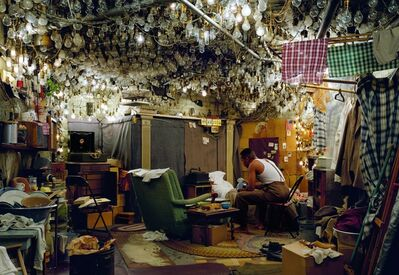 Jeff Wall, ' After 'Invisible Man' by Ralph Ellison, the Prologue', 1999-2000