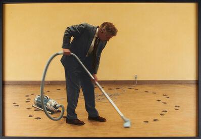 Teun Hocks, 'Untitled (Man Vacuuming)', 1994