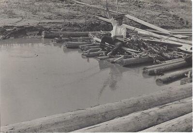 László Jermy, 'Fisherman', ca. 1933