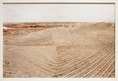 Chris Engman, 'SAND SQUARES', 2001