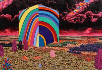 Ahn Doo Jin, 'Landscape above Landscape', 2014