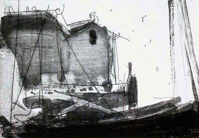 Paul Resika, 'Classic Pier', 1995