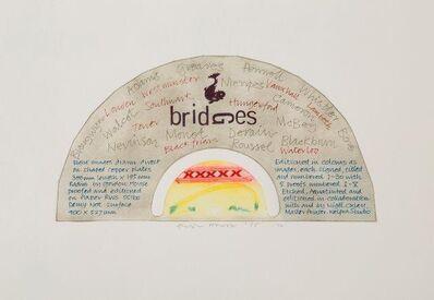 Gordon House, 'Bridges Portfolio', 1985