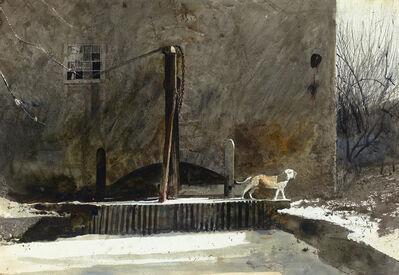 Andrew Wyeth, 'Frozen Race', 1969