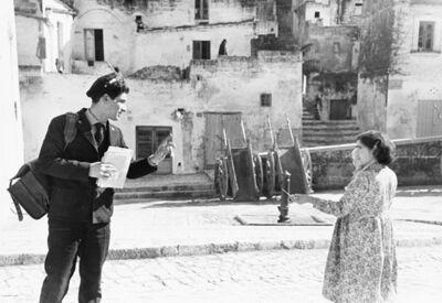 Mario Carbone, 'Lucania, Matera', 1960