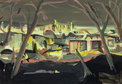 Hoin Lee, 'Muaksan Mountain Nightscape', 2017