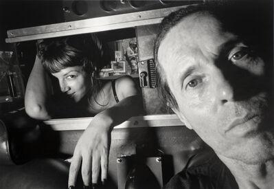 Ryan Weideman, 'Self-Portrait with Coy Female', 1997