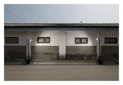 Yunho Kim, 'A Long Walled House', 2015