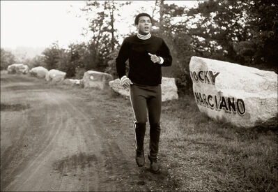 Michael Gaffney, 'Muhammad Ali, Deer Lake ', ca. 1977