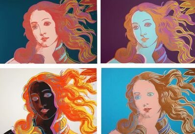 Andy Warhol, 'Details of Renaissance Paintings (Sandro Botticelli, Birth of Venus, 1482)', 1984