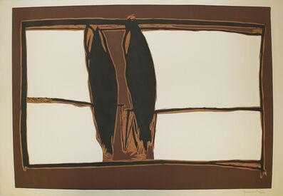 Joan Hernández Pijuan, 'Des de la finestra I (Frome the Window I)', 1985