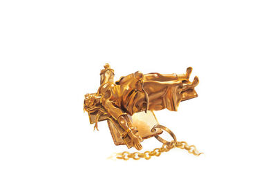 """Margaret Curtis, 'C-Section from the series """"A Charm Bracelet of My Reproductive Career""""', 2020"""