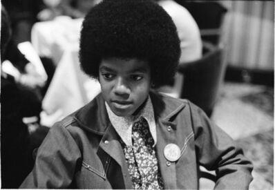 Michael Putland, 'Michael Jackson', 1972