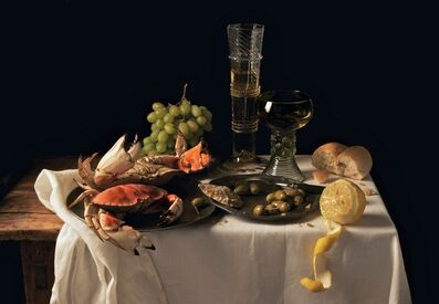Paulette Tavormina, 'Crabs and Lemon, after P.C.', 2009