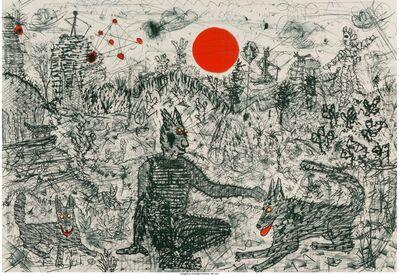 Roy Dean De Forest, 'Bigfoot I', 1985-86