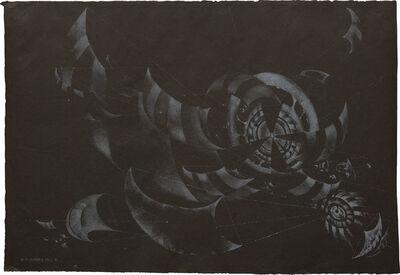Lee Bontecou, 'Fourteenth Stone', 1968-72