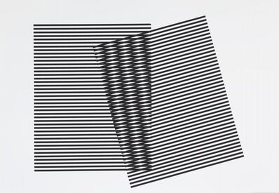 Leigh Suggs, 'Untitled (Stripes Series I)', 2017