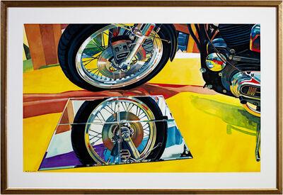 Bruce McCombs, 'Harley', c.1990