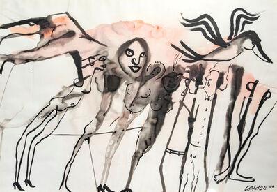 Alexander Calder, 'L'envol', 1966