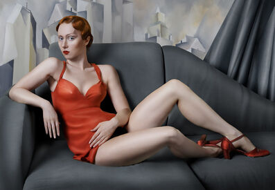Katerina Belkina, 'For Lempicka', 2007