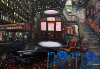 Oscar Oiwa, 'Chelsea Hotel', 2019