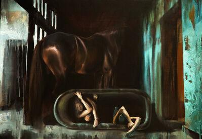 Chandra Fanti, 'Quando eravamo piccole ( when we were young )', 2012