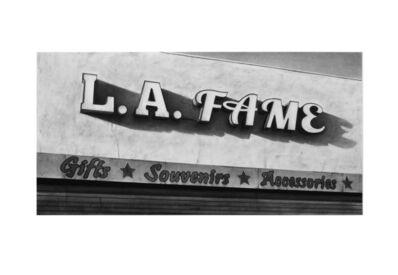 Eric Nash, 'L.A. Fame', 2020