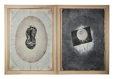 Bruno Ceccobelli, 'All'Una l'Uno', 1991