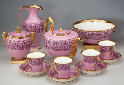 Sèvres Porcelain Manufactory, 'Tea Service', 1812