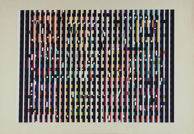 Yaacov Agam, 'Untitled', 1974