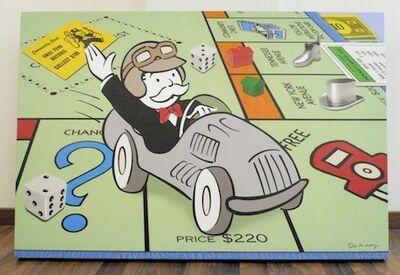 Nelson De La Nuez, 'Monopoly Chance', 2015