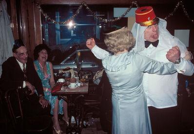 Harry Gruyaert, 'Belgium, Brussels. New Year's eve', 1981