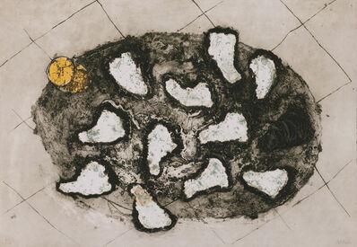 Miquel Barceló, 'Huitre et citron', 1984