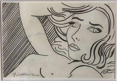 Roy Lichtenstein, 'Nude Drawing', 1962