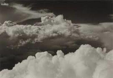 Edward Steichen, 'Clouds', 1984
