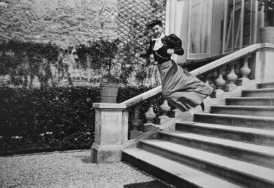 Jacques Henri Lartigue, 'Bichonnade, 40, rue Cortambert, Paris', 1905