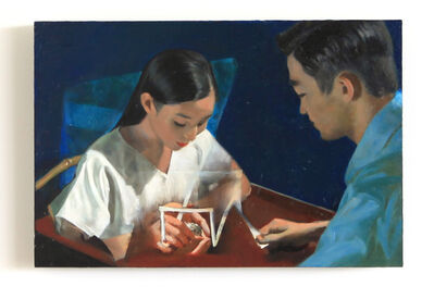 Lian Zhang, 'In a Different Light', 2013