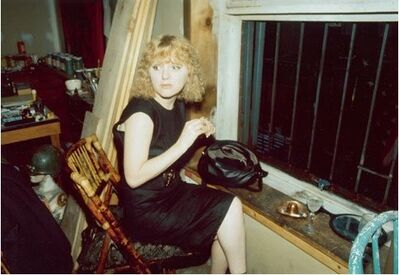Nan Goldin, 'April in the Window', 1988