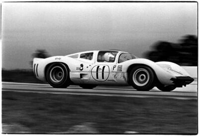 Al Satterwhite, '#11 Chaparral, Sebring 12-Hour Race', 1966