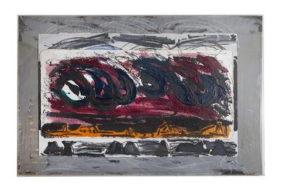 Karel Appel, 'Clouds', 1984