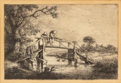 Adriaen van Ostade, 'The Anglers'