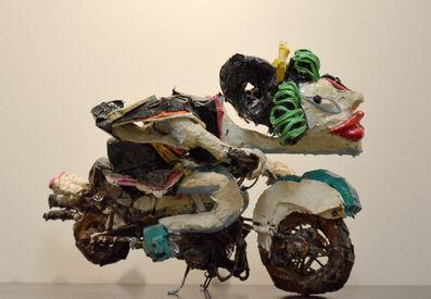 Ushio Shinohara, 'Wonder Woman Motorcycle', 2014