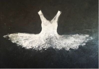 Ewa Bathelier, 'White Interstellar Tutu'', 2019