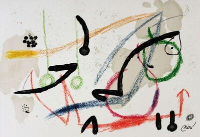 Joan Miró, 'Maravillas #1059-1975', 1975