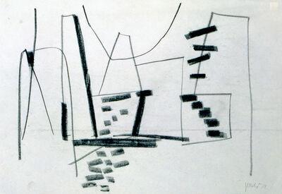 Fritz Winter, 'Ohne Titel (No title)', 1954