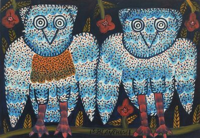 Sisson Blanchard, 'Untitled (Owls) ', ca. 1960's