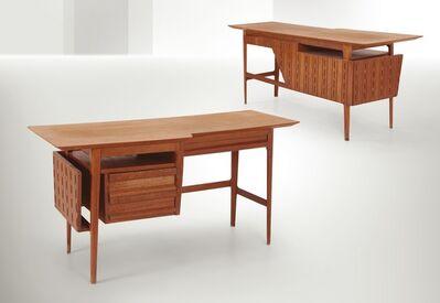 Ico Parisi, 'a desk, Italy', 1950