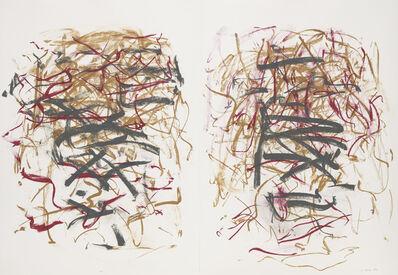 Joan Mitchell, 'Sunflowers III', 1992